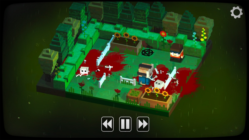 Slayaway Camp Screen